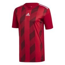 adidas Voetbalshirt Striped 19 - Rood/Wit